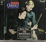 Henry James The Bostonians (Talking Classics Audio CDs No. 68)