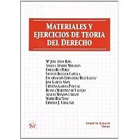 Materiales y ejercicios de teoría del derecho