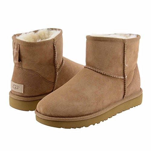 ugg-australia-womens-boots-classic-ii-mini-chestnut-1016222-che-size-7