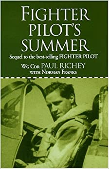 amazon   fighter pilot s summer sequel to the best