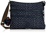 Kipling Alvar Shoulder Bag (Letter Print)
