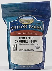 Amazon.com : SF EE Sprouted Spelt Flour, Organic : Wheat