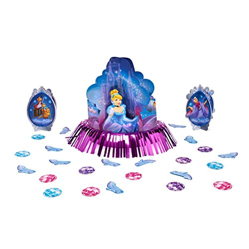 American Greetings Cinderella Table Decorations