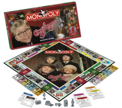 Monopoly A Christmas Story