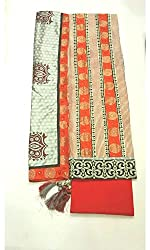 BEAUVILLE VAIIBAVAM Women's Unstiched Salwar Material (BVPCUC_49_Multi_Free Size)