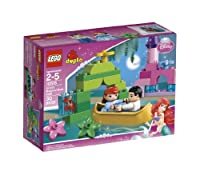 LEGO DUPLO Princess Ariel Magical Boat Ride 10516 by LEGO