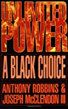 Unlimited Power: A Black Choice (0684838729) by Anthony Robbins