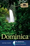 img - for Definitive Dominica book / textbook / text book