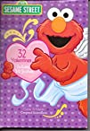 Sesame Street 32 Valentines (Includes…