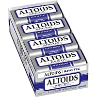 Altoids Arctic Mints, Peppermint, 1.2 Ounce (8 Packs)