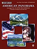 img - for American Panorama: A Selection of Patriotic and Folk Tunes book / textbook / text book
