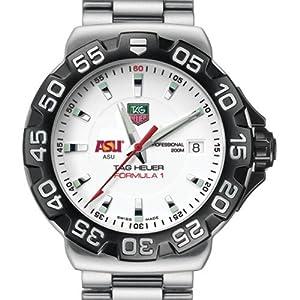Arizona State University TAG Heuer Watch - Mens Formula 1 Watch with Bracel by TAG Heuer