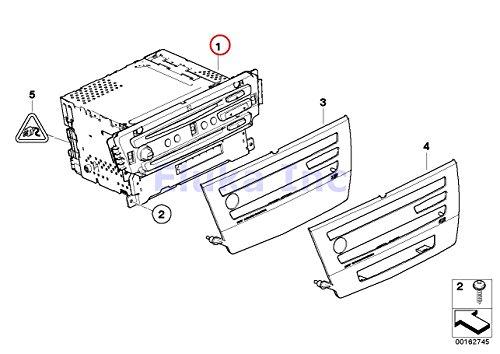 New Voltage Regulator For BMW 323i 325i 325xi 550i 650i 750i 750Li Z4 2006