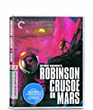 Robinson Crusoe on Mars The Criterion Collection Blu-Ray