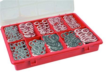 Flat Washer Kit - 900Pc