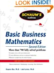 Schaum's Outline of Basic Business Ma...