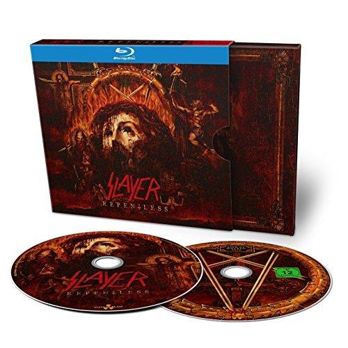 Repentless (Bonus Blu-ray) by Slayer