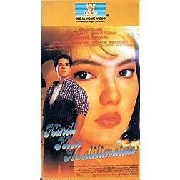 Hindi kita Malilimutan - Philippines Filipino Tagalog DVD Movie