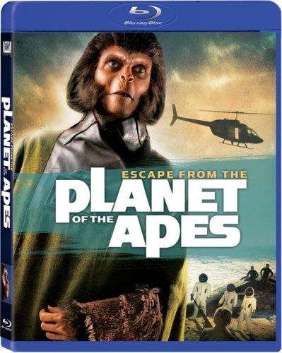 Escape from the Planet of the Apes / Планета обезьян 3: Бегство с планеты обезьян (1971)