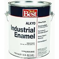 - W50W00803-16 Do it Best Alkyd Industrial Enamel-GLS EX DEEP ALKYD PAINT