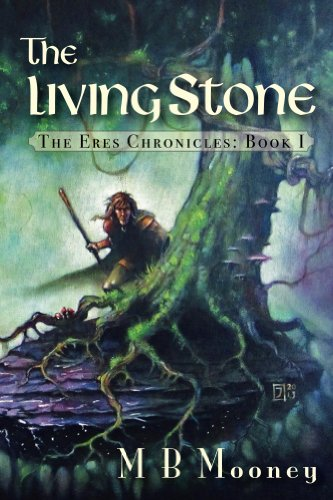 The Living Stone by M.B. Mooney ebook deal