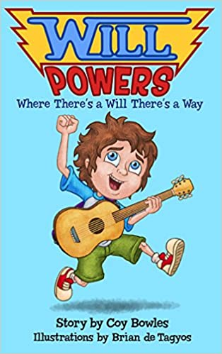 Will Powers by Coy Bowles book cover