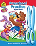Preschool Practice Scissor Skills (Ag...