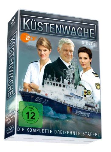 Küstenwache - Die komplette dreizehnte Staffel [5 DVDs]