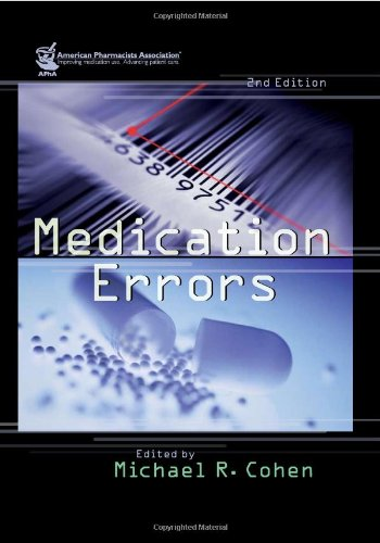 Medication Errors (Cohen, Medication Errors)