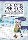 Your Family Photos A4 Calendar 2016
