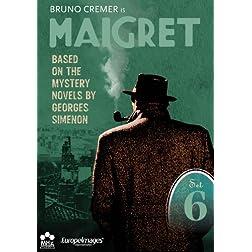 Maigret- Set 6