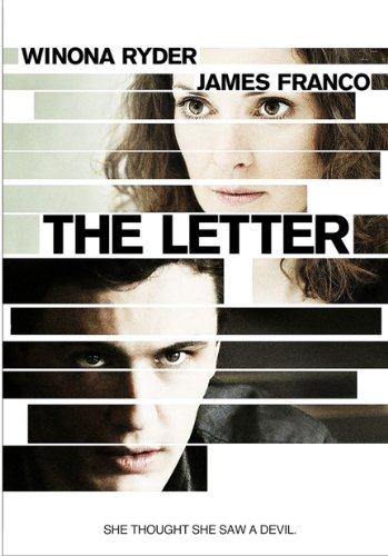 Letter (Ryder, Franco, Hamilton) - Martine Jamison (Winona Ryder) is a NY theatre director beginning rehearsals for a new play starring her boyfriend Raymond (Josh Hamilton) opposite a young beauty. They are joined by an unknown newcomer, Tyrone (James Franco), who develops a peculiar fascination with Martine and is openly hostile to all others. As rehearsals continue, Martine has periods of disorientation that quickly deteriorate into vivid hallucinations as she becomes convinced someone is trying to poison her. As Martine's mental state devolves she begins to rewrite her play.and art and life become inseparable.