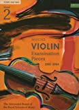 Selected Violin Exam Pieces