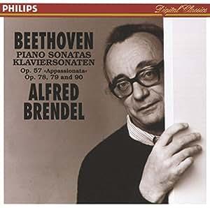 "Beethoven: Piano Sonatas, Opp. 57 ""Appassionata"", 78, 70, 90"