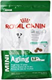 Royal Canin Dry Dog Food for +12 Aged, 2.5-Pound