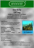 Sea Kelp 187mg x 90 Synvit