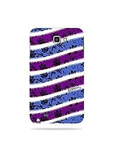 alDivo Premium Quality Printed Mobile Back Cover For Samsung Galaxy Note 1 / Samsung Galaxy Note 1 Back Case Cover (MKD216)