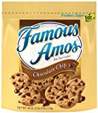 Famous Amos Bite Size Cookies, Chocolate Chip, 40-Ounce Bag