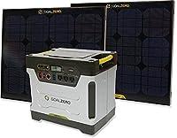 Goal Zero Yeti 1250 Solar Generator from...