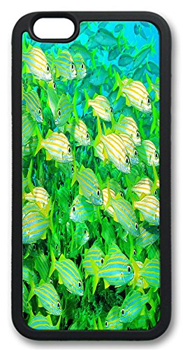 Fantastic Faye Pc Material Under Sea World Beautiful Hot Selling Top Quality Fishs Special Design Cell Phone Cases For Iphone 6 No.24