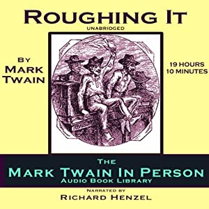 Roughing It Audiobook