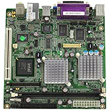 EIPKH MINI Itx Fanless Industrial Motherboard With IDE, 20 Pin ATX Power And 4 Rs232 Com Ports,LPT,VGA