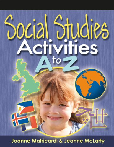 SOCIAL STUDIES ACTIVITIES FOR PRESCHOOLERS
