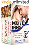 Doctor's Orders Box Set (Babies in the Bargain, Right Name, Wrong Man, No More Lies)