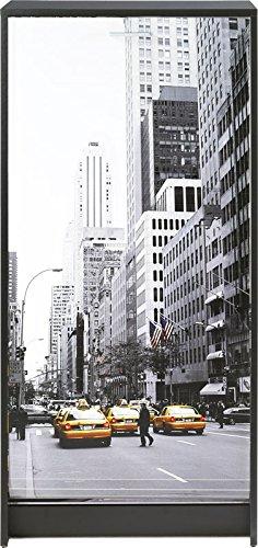 """Ad-New York-taxi gialli """", colore: nero"""