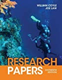 img - for Research Papers by Gordon Brown (2012-01-31) book / textbook / text book