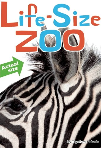 Life-Size Zoo: From Tiny Rodents to Gigantic Elephants, An Actual Size Animal Encyclopedia