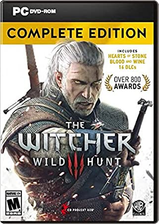 Witcher 3: Wild Hunt Complete Edition - PC