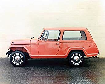 1965 KAISER JEEP CJ-5 6 WRANGLER JEEPSTER COMMANDO TRUCK ... |1965 Jeep Commando