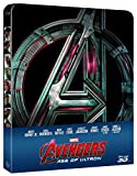 Avengers - Age Of Ultron (3D) (Ltd Steelbook) (Blu-Ray+Blu-Ray 3D)